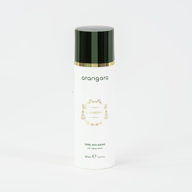 Body scrub tangerin and fern - IlGiardino