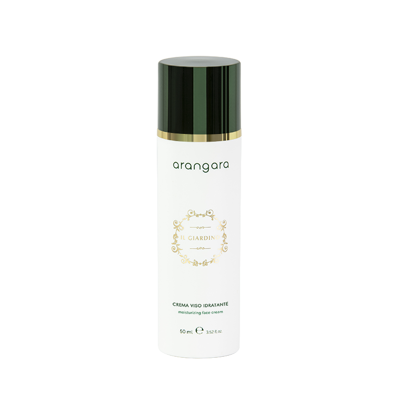 Antioxidant moisturizing face cream